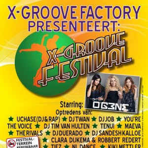 x-groove festival