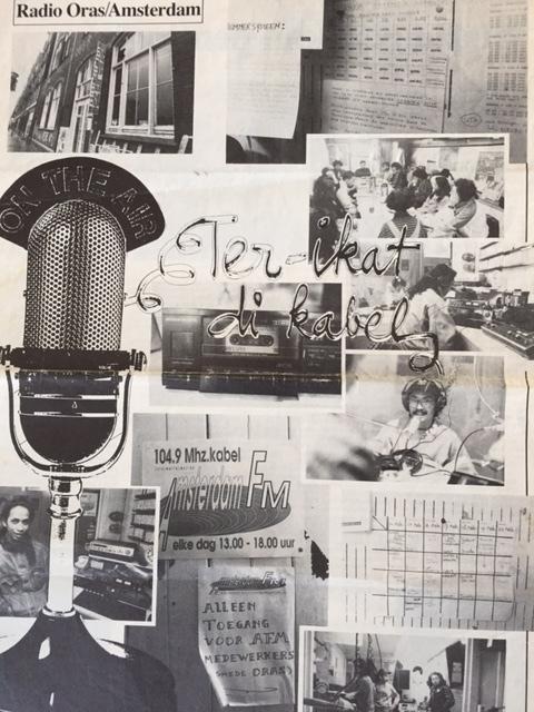 Radio Oras anno 1989