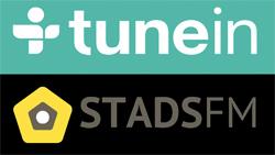 Luister Radio Oras met de TuneIn app. Typ in: 'StadsFM'.