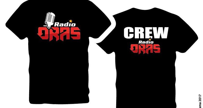 Radio Oras Crew T-shirt